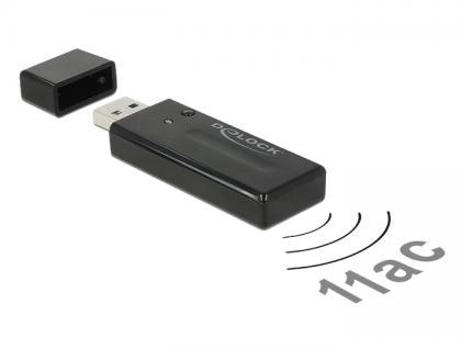 USB 3.0 Dualband WLAN ac/a/b/g/n Stick 867 Mbps, Delock® [12463]