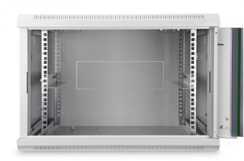 19' Wandgehäuse Dynamic Basic Serie, 7HE 416x600x450mm, grau, Digitus® [DN-19 07-U-EC]