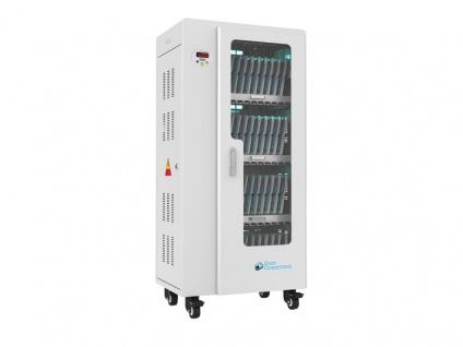 Good Connections® ANTARES T40 Tablet-Ladewagen, UV-C Desinfektion, grau