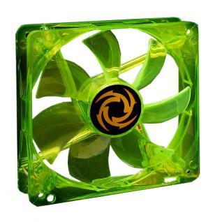Revoltec® Lüfter 'Dark Green', grün, 120mm