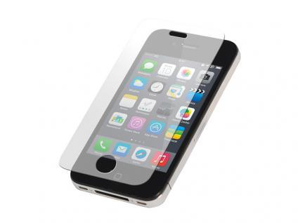 Displayschutzfolie für iPhone®4 aus Glas, LogiLink [AA0052]