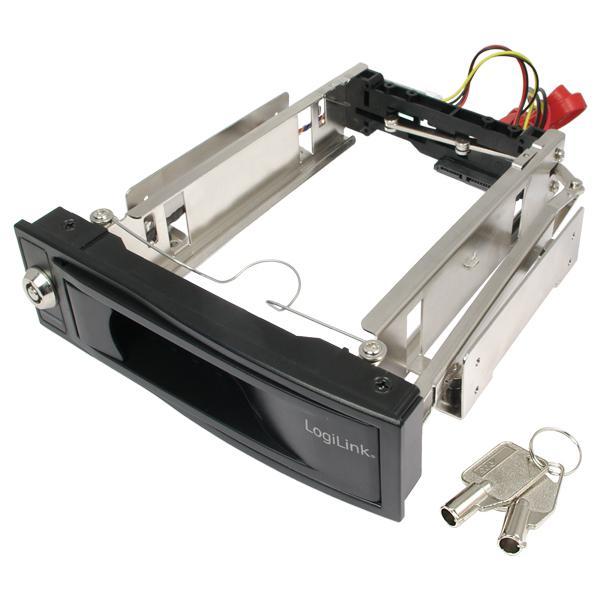 Wechselrahmen, 5, 25', für 1x 3, 5' HDD Festplatte, Logilink® [MR0005]