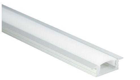 Al-Profil für LED-Leisten, 24, 4 x 8, 1mm, ca. 2m