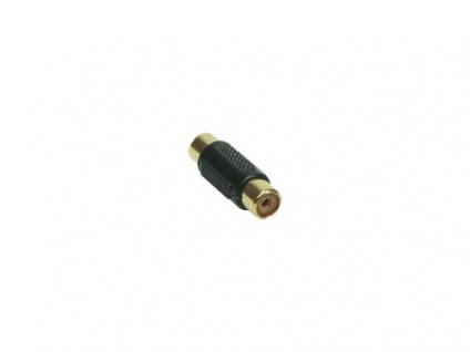 kabelmeister® Audio Adapter Cinch Buchse / Cinch Buchse