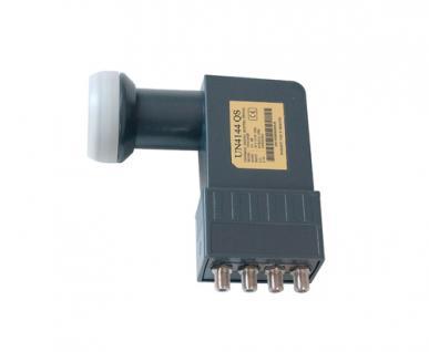 Universal Quattro-Switch-LNB 0, 7dB - Vorschau