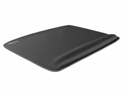 Ergonomisches Mauspad mit Handballenauflage 420 x 320 mm, Delock® [12601]