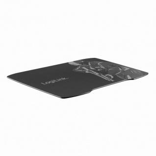 XL Gaming-Mauspad, 330 x 250 mm, schwarz mit Bedruckung, LogiLink® [ID0135]