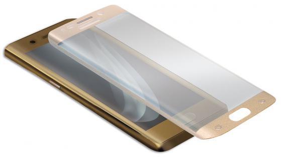 Displayschutzglas für Samsung Galaxy S6 Edge, gold