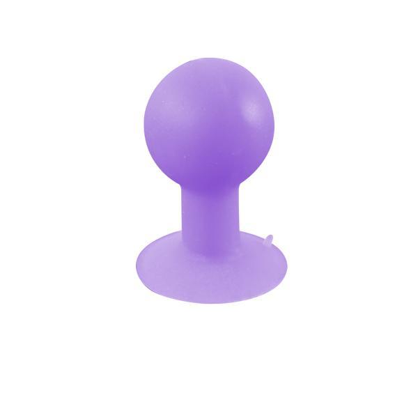 iStand Saugnapf für Smartphones, MP3-Player uvm., violett, Logilink® [AA0028]
