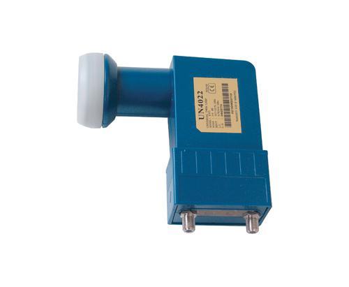 Universal Twin-LNB, 0, 3 dB