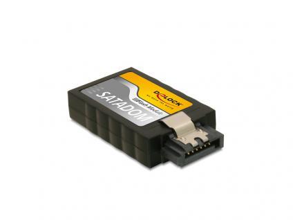 SATA Flash Modul 6 Gb/s, 16GB, A19 Vertikal, Delock® [54655]