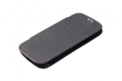 Ledertasche für Samsung Galaxy S3®, schwarz
