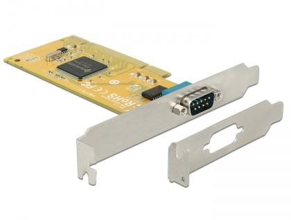 PCI Karte an 1x Seriell RS-232, Delock® [89592]