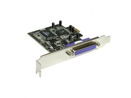 Longshine® LCS-6319 PCI Express Karte 1 x parallel