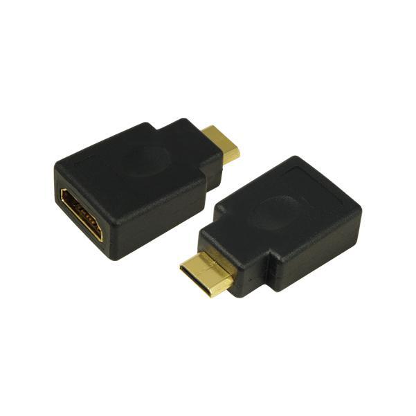 LogiLink® Adapter HDMI auf Mini HDMI [AH0009]