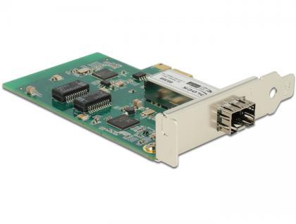 PCI Express Karte an 1 x SFP Slot Gigabit LAN, Delock® [89368]