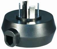 kabelmeister® Modem Adapter, RJ11 6p4c an Schweden-Stecker