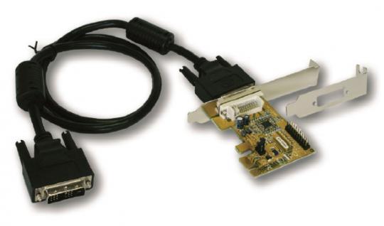 PCI-Express Adapter für alle Expansion-Gehäuse, Exsys® [EX-1095]