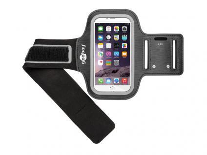 Sportbag für iPhone 6, Samsung Galaxy S5, schwarz