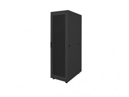 19' Server Standschrank, 42HE, 800x1000mm, schwarz, LogiLink® [S42S81B]