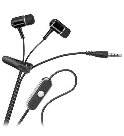 InEar Headset für iPhone mit Freisprechfunktion