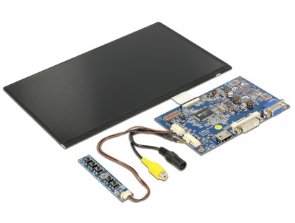 Monitor Modul 10, 1' (25, 654cm) TFT IPS, 1280x800, Navilock® [28766]