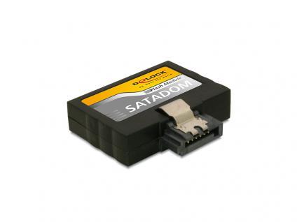 SATA Flash Module 6 Gb/s, 32GB, MLC Low profile, Delock® [54659]