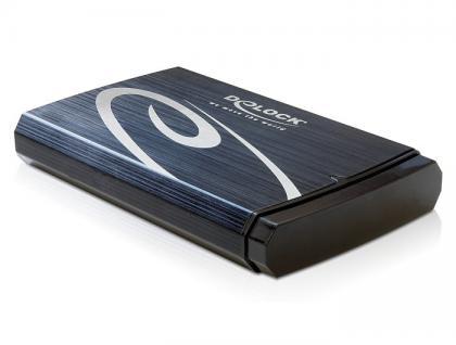 Externes Gehäuse 2, 5'' SATA 6 Gb/s / IDE HDD zu USB 3.0, Delock® [42494]