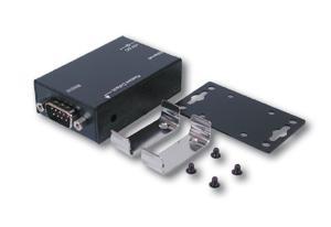 Ethernet zu 1 x Seriell RS-232, Metallgehäuse, Exsys® [EX-6030]