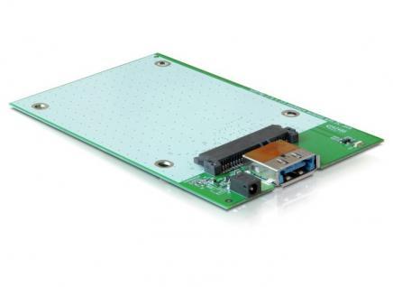 2, 5' Externes Gehäuse SATA HDD > Multiport USB 3.0 + eSATAp Delock® [42514]