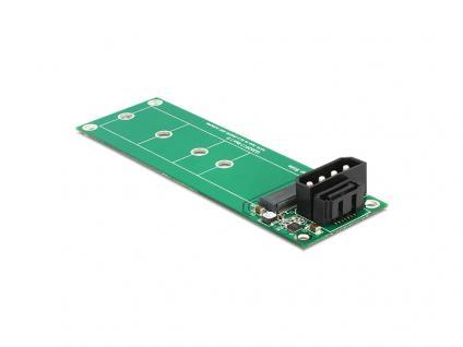 Konverter SATA 7 Pin an M.2 NGFF, Delock® [62553]