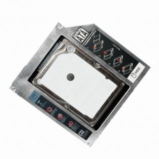 SATA Festplatten Caddy für 9, 5 mm hohe CD/DVD/Blu-ray Laufwerke, LogiLink® [AD0017]