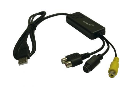 USB 2.0 Video Adapter mit Audio Anschluss, Exsys® [EX-1622-2]