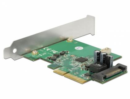 PCI Express Karte an 1x intern USB 3.1 Gen. 2 Key B 20 Pin Buchse, Delock® [89801]