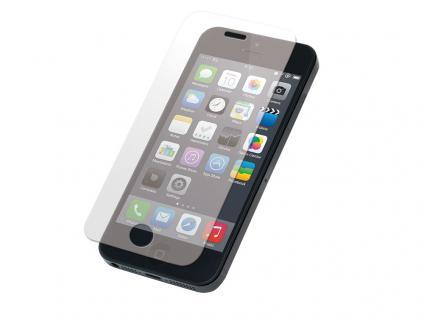 Displayschutzfolie für iPhone®5 aus Glas, LogiLink [AA0053]