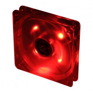 Titan® Green Vision Lüfter rot 120x120x25mm, TFD-12025GT12Z/LD4