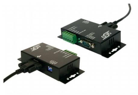 USB zu 1 x RS-422/485 Ports Metallgehäuse (FTDI Chip)