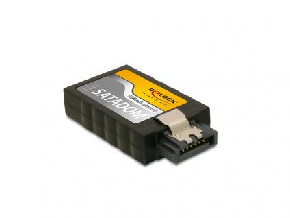 SATA Flash Modul 6 Gb/s, 32GB, A19 Vertikal, Delock® [54656]