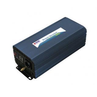 Spannungswandler, 24V auf 220 V, Dauerleistung:2500 W, Spitzenleistung: 5000 W, Titan® [HW-2500V7]