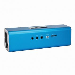 DiscoLady Soundbox mit MP3-Player und FM-Radio, LogiLink® [SP0038B]
