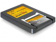 2, 5' Compact Flash zu S-ATA Laufwerk, Delock® [91661]