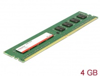 Delock DIMM DDR4 4 GB 2400 MHz 1.2 V Industrial -40 ____deg; C ~ 85 ____deg; C, Delock® [55884]