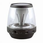 DiscoLady-2go, kabelloser Lautsprecher mit FM Radio und MP3-Player, LogiLink® [SP0046]