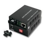 Fast Ethernet Media Konverter, RJ45-STP/SC, 1310nm/10km, Gigabit LX, SM, Good Connections®