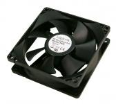 LogiLink® Gehäuselüfter 120mm, Y- Stromkabel, schwarz [FAN103]