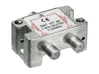 SAT Verteiler 2-fach, 5-2450 MHz, digital-tauglich