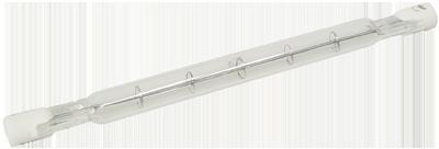 Halogen-Stablampe, 100W, 230V, 900 lm, 2700K, (warmweiß), dimmbar, E, 360____deg; Abstrahlwinkel