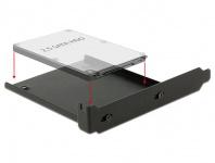 Einbaurahmen für 1 x 2.5? HDD in den PC Slot, Delock® [18212]