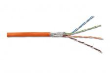 Cat. 7 Verlegekabel, S/FTP / PiMF, 1200MHz, 1000m Rolle, Good Connections®