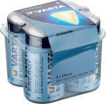 Varta® Batterie, (4120) Energy (Alkaline), LR20 (D), Mono, 1, 5V, 4er Box